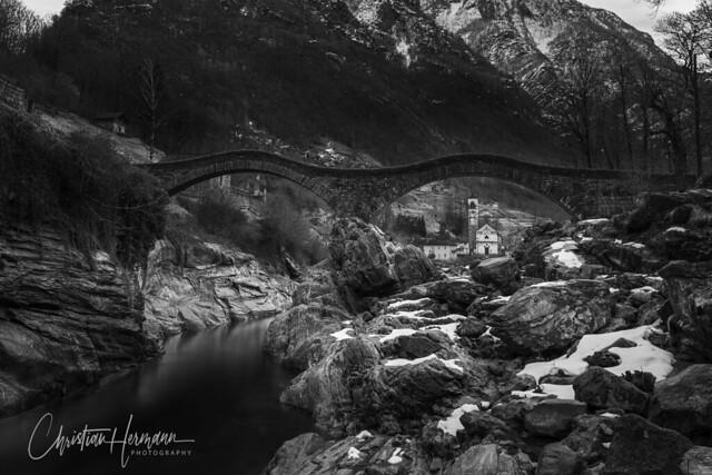 Lavertezzo, Valle Verzasca, Switzerland