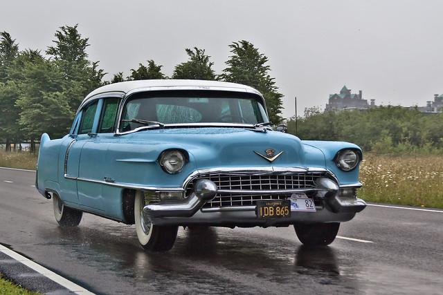 Cadillac Series 62 Sedan 1955 (6985)*