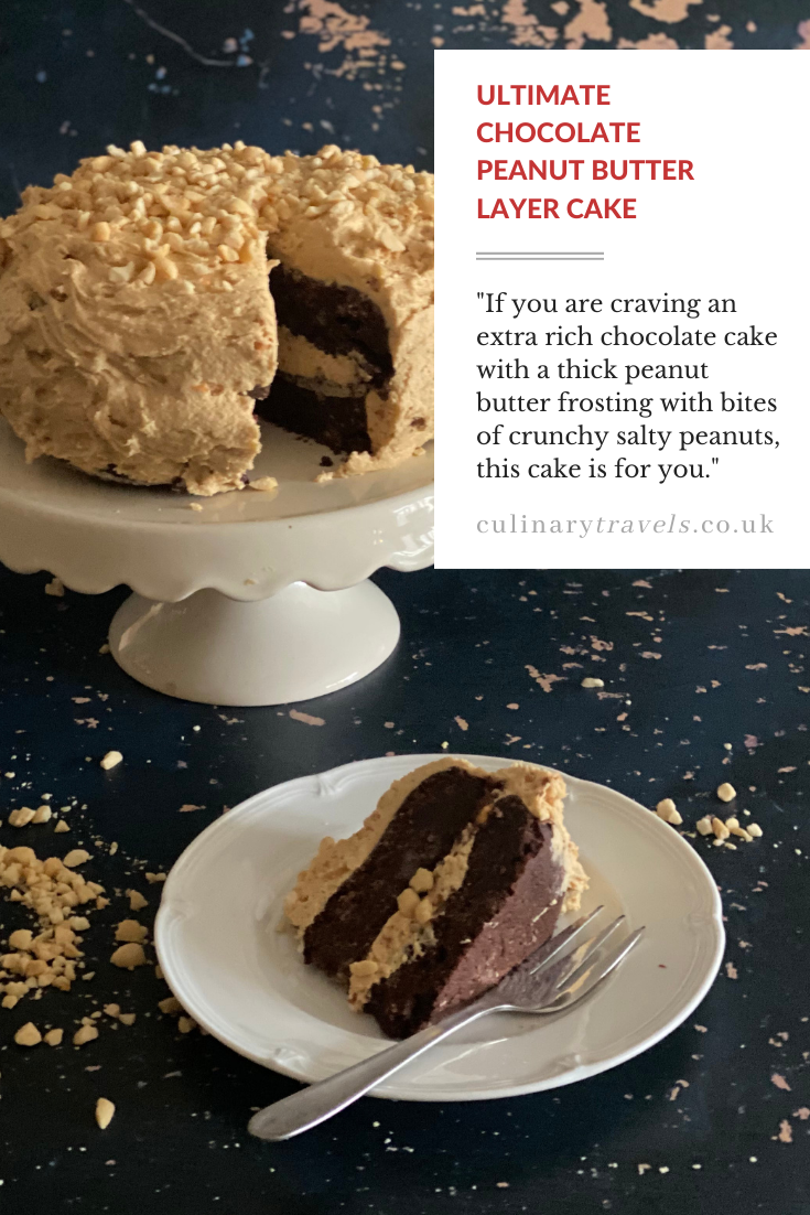 CT Chocolate Peanut Butter Cake Pins