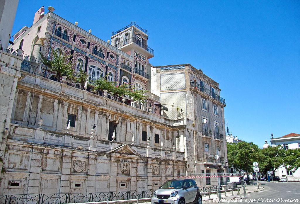 Chafariz d'El Rei - Lisboa - Portugal 🇵🇹