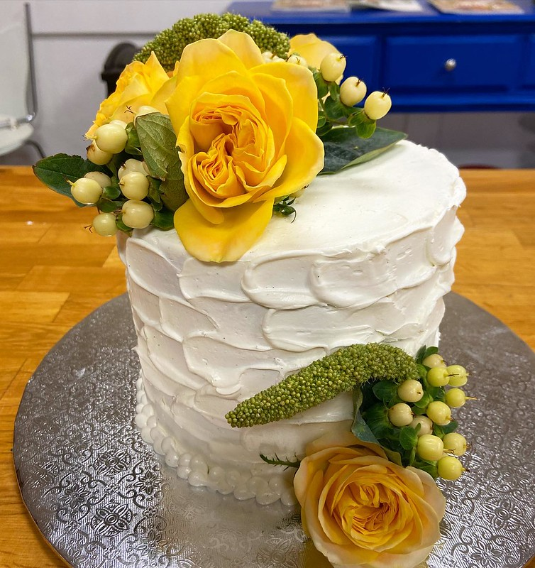 Cake by PURE Cupcakes