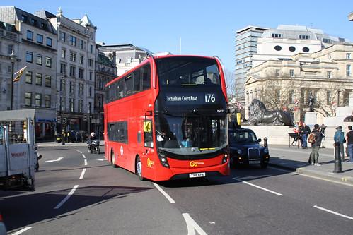 Go-Ahead London EH222 YX18KPN