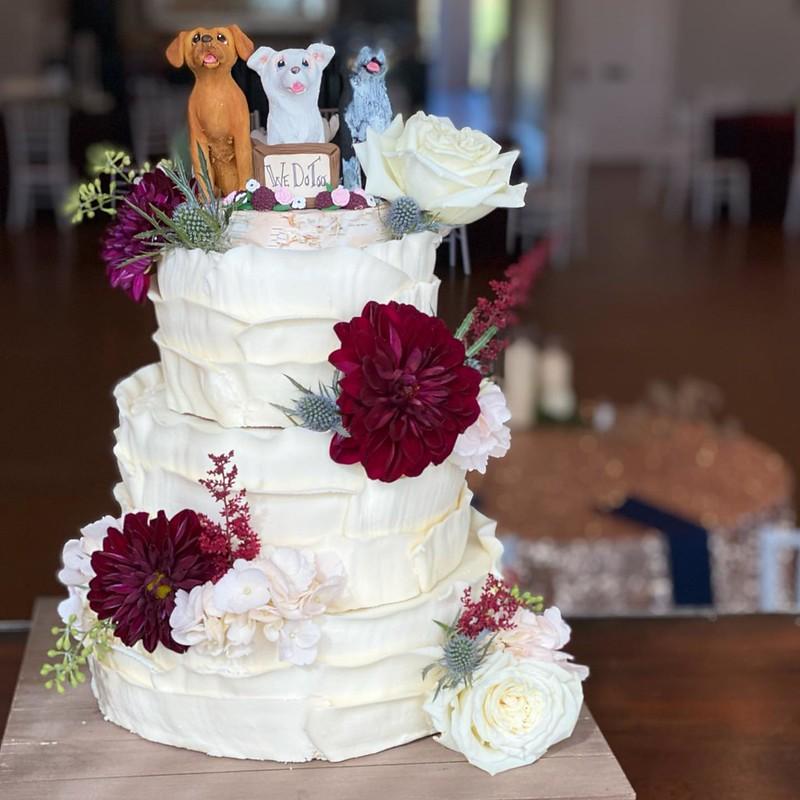 Cake by Black Bear Bakery