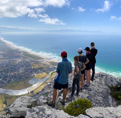 13 Peaks: Segment 2 Muizenberg Peak