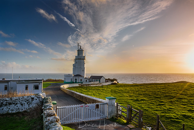 St Catherines Lighthouse-