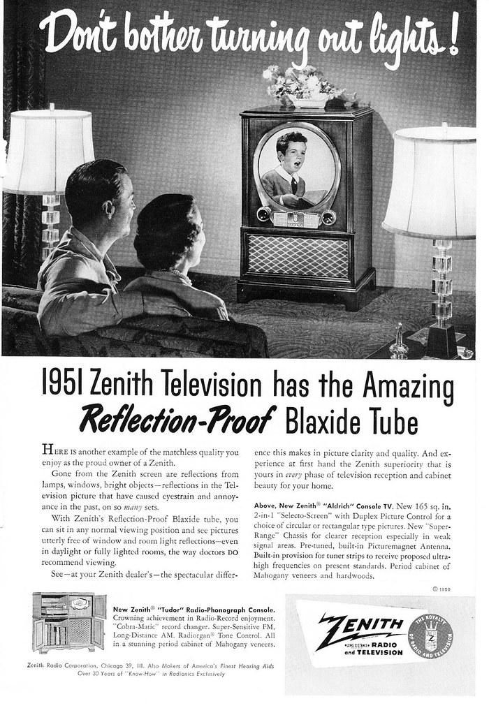 Zenith 1951