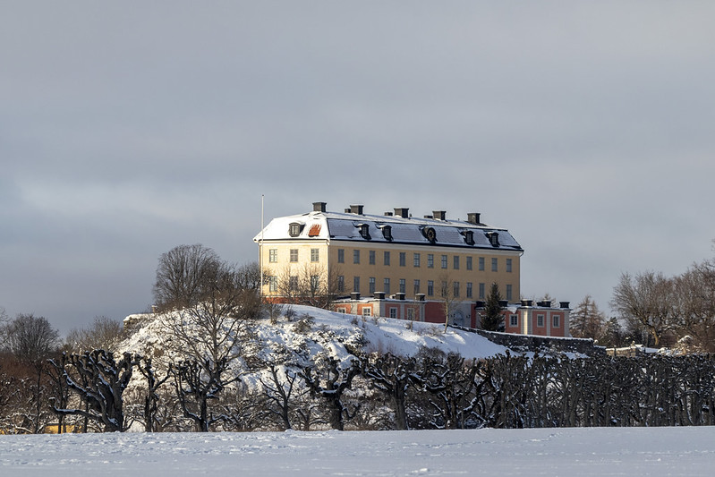 Hörningsholms Castle