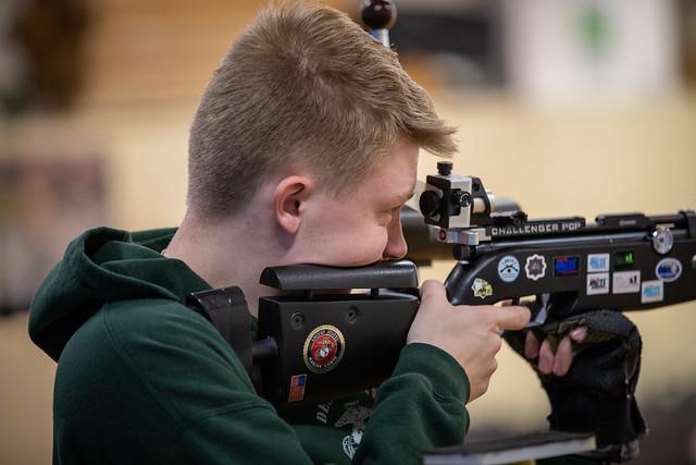 North Aims to Continue JROTC Air Rifle Dynasty