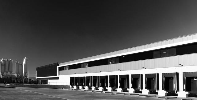 Den Bosch, Netherlands - warehouse