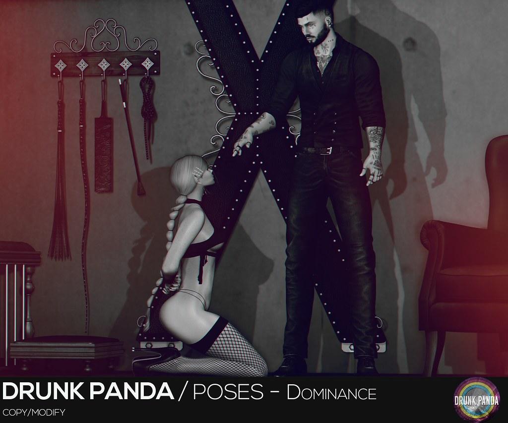 Drunk Panda - Dominance