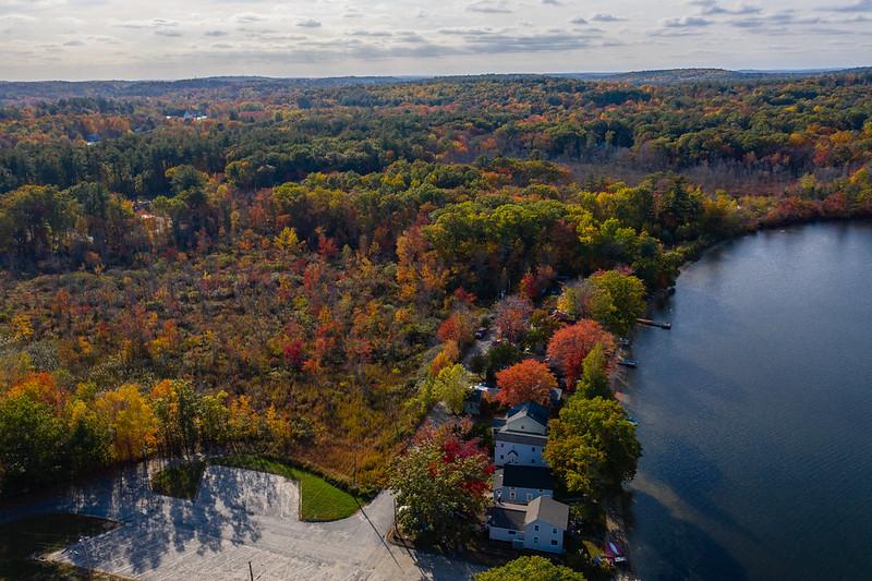 Lake Attitash Fall_2020