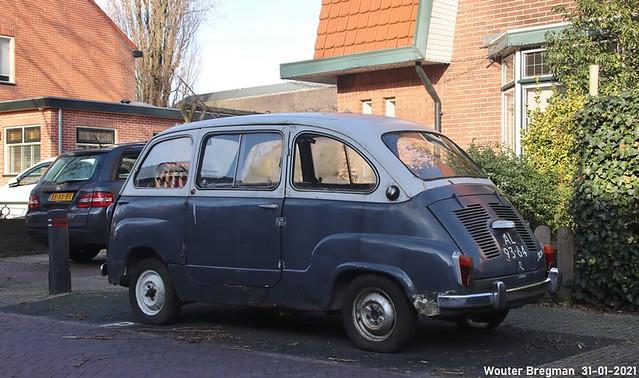 Fiat 600 Multipla 1965