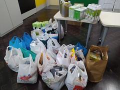 Doação de bens alimentares