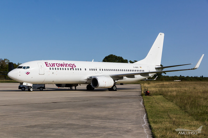 Eurowings - B738 - D-ABBD (1)