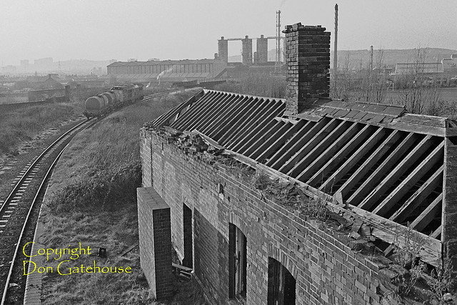 Dereliction and Chemicals