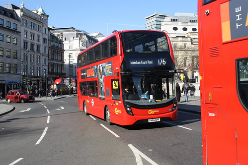 Go-Ahead London EH130 SN66WPF