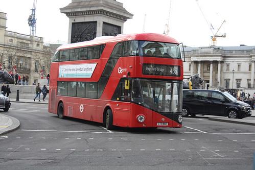 Go-Ahead London LT860 LTZ1860