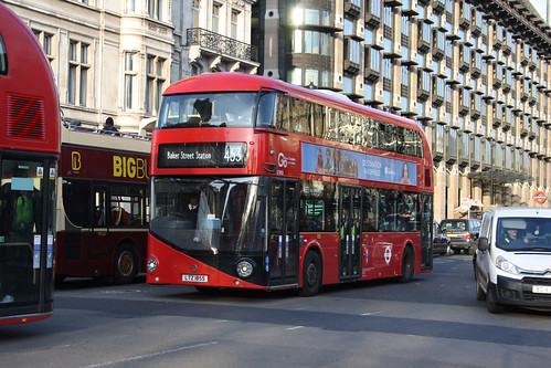 Go-Ahead London LT855 LTZ1855