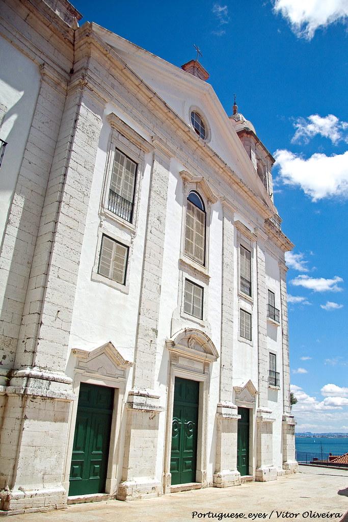 Igreja de Santo Estêvão - Lisboa - Portugal 🇵🇹