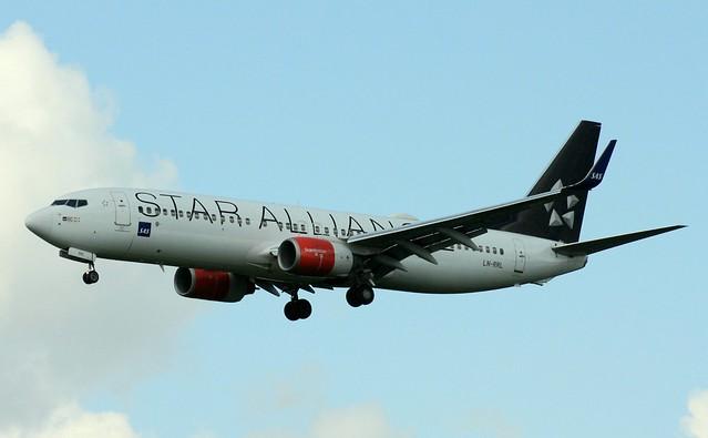 SAS Scandinavian Airlines, LN-RRL,MSN 28328,Boeing 737-883, 26.07.2015,HAM-EDDH, Hamburg