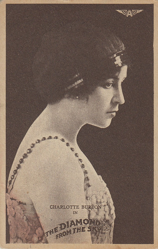 Charlotte Burton in The Diamond from the Sky (1915)