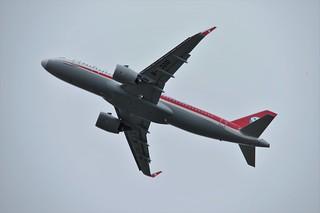 A320n F-WWDX MSN10368 (B-321D)