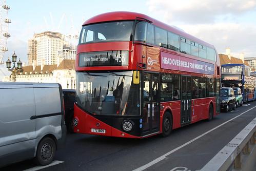 Go-Ahead london LT869 LTZ1869
