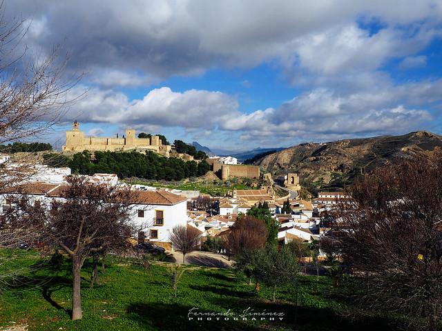 Vista de Antequera/Antequera view