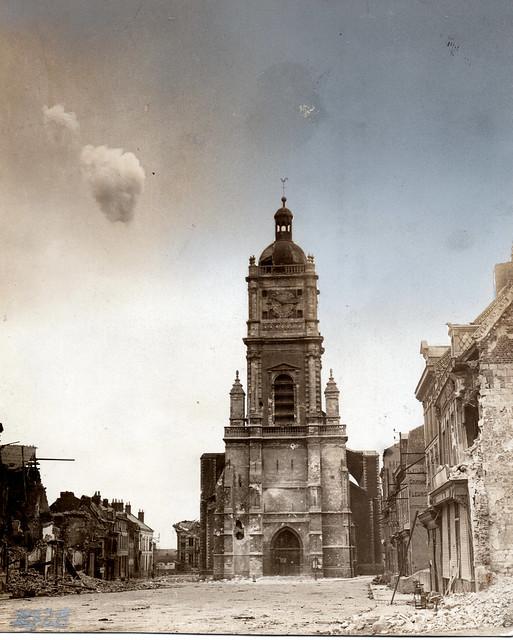Du front d'Arras-Lens
