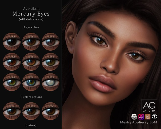 AG. Mercury Eyes