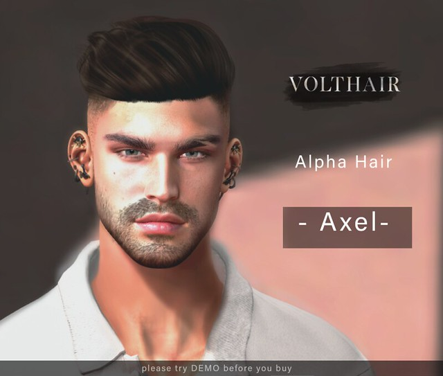 Axel Hair @Equal10