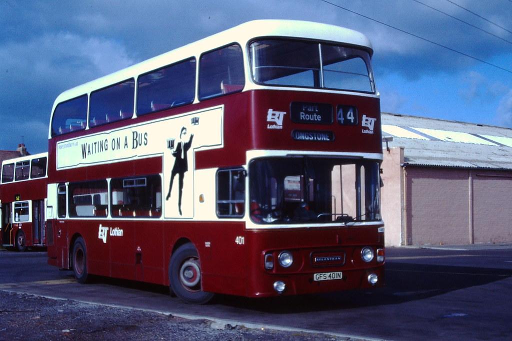 LOTHIAN REGIONAL TRANSPORT 401 GFS401N