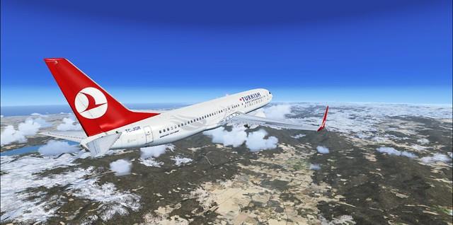 FSX-Boeing 737-800 THY