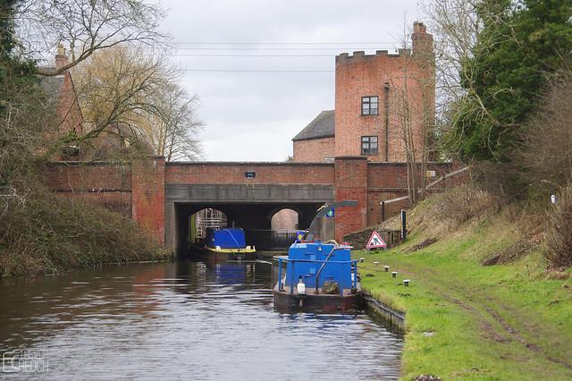 Gailey Lock, Closed