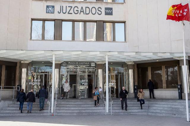 Juzgados de Madrid