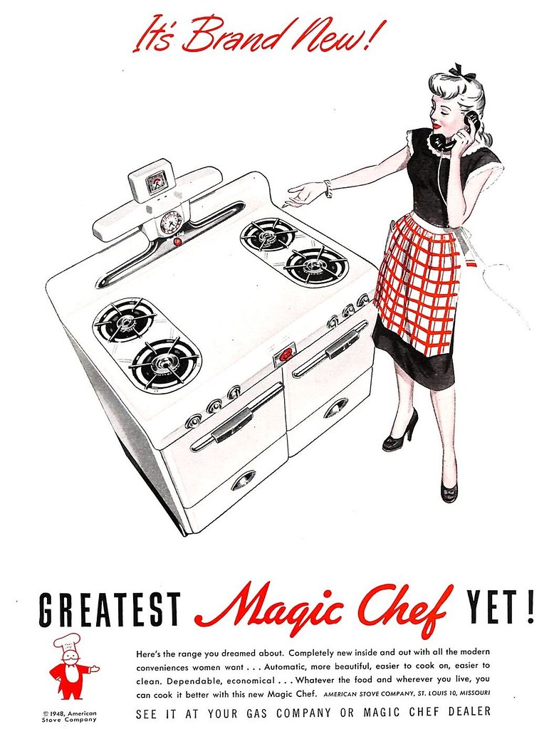 Magic Chef 1948