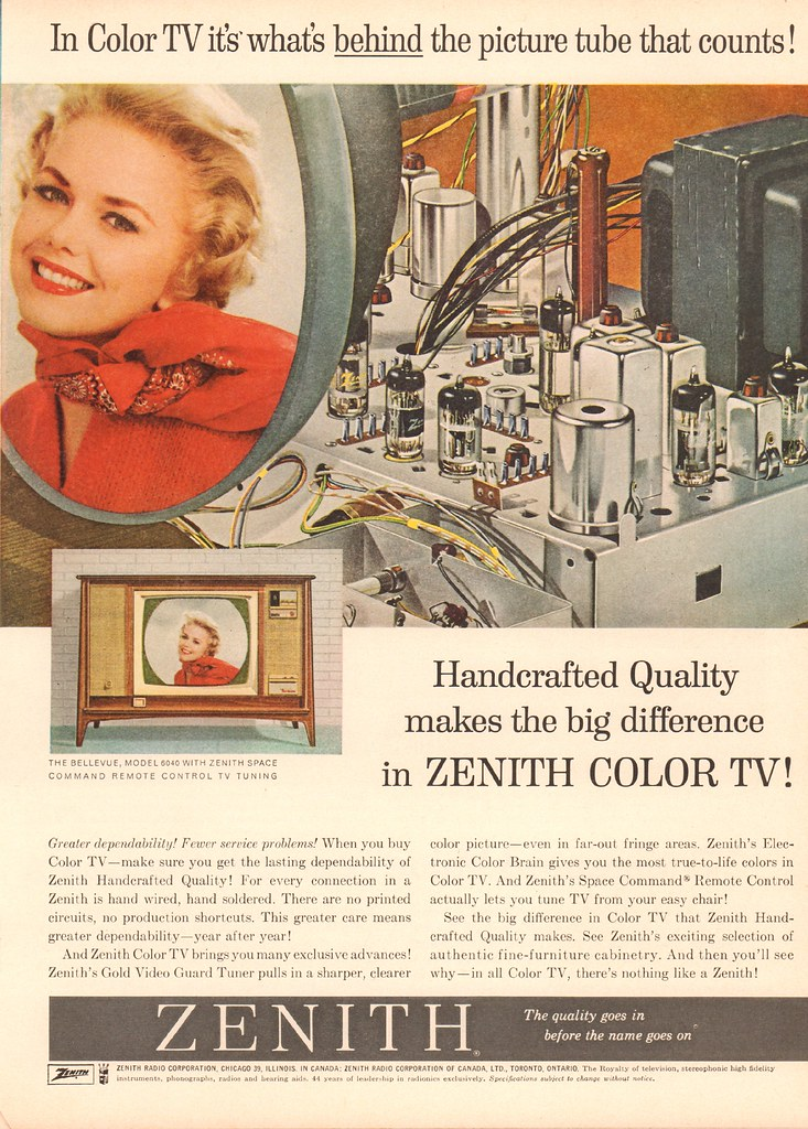 Zenith 1962