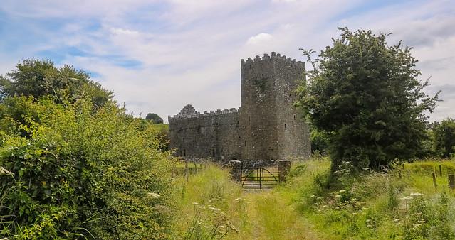 taghmon church - westmeath