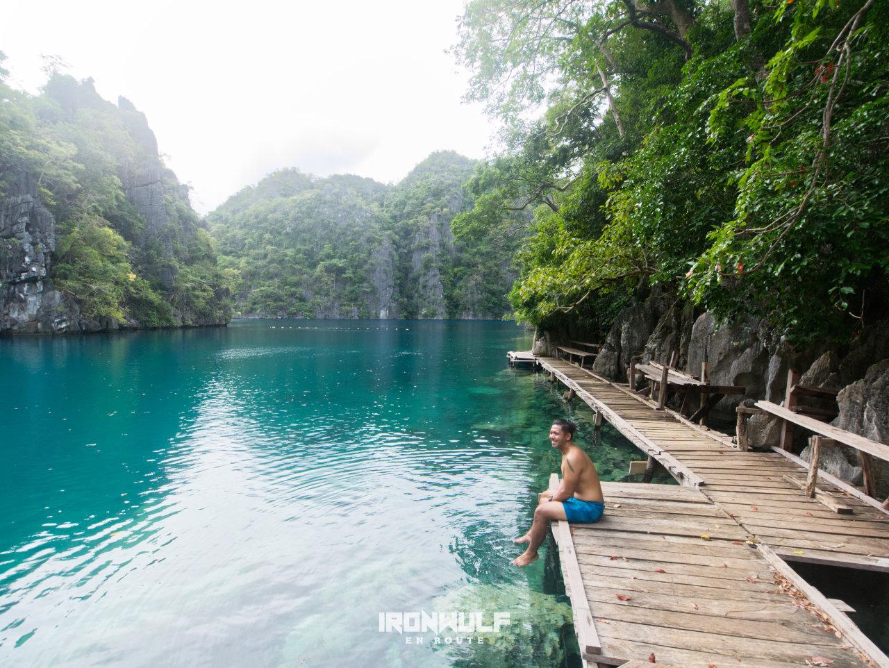 Tranquil Kayangan Lake