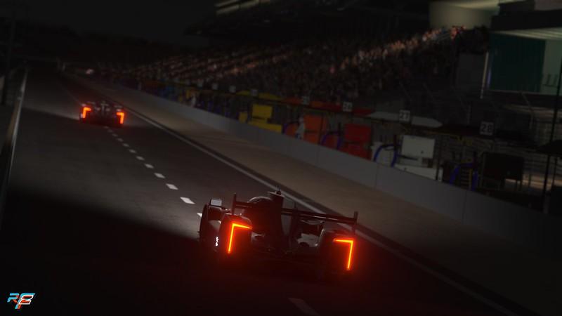 rF2 Indianapolis 2020 night race