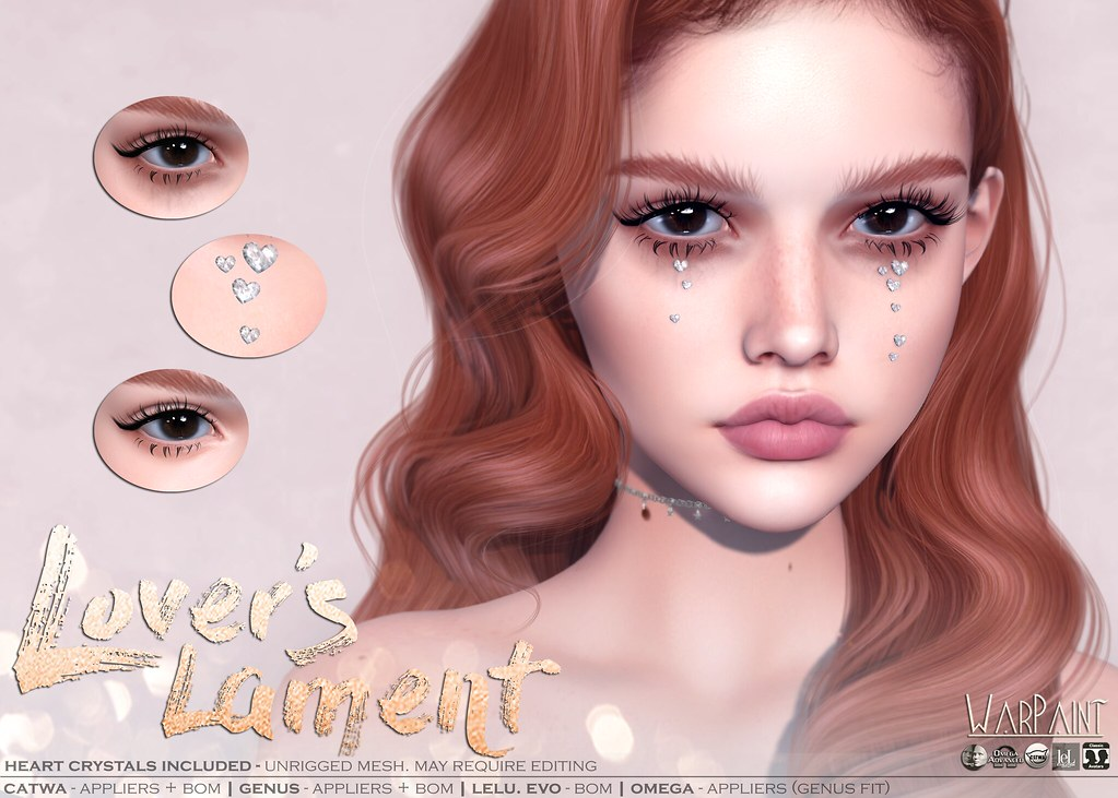 Lover's Lament ad