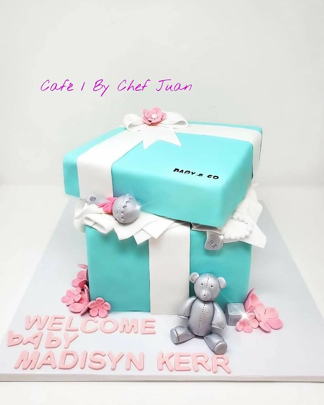 Cake from Cafe 1 by Chef Juan