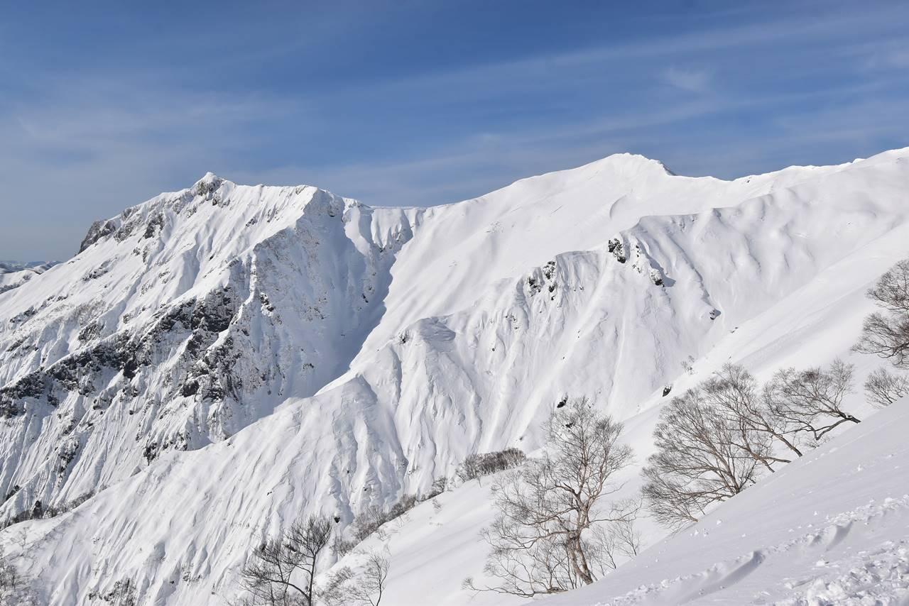 冬の谷川岳(天神尾根コース)正月休みの雪山登山