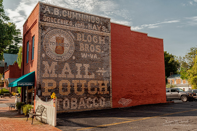 Mail Pouch Building