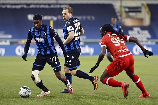 Club Brugge - Antwerp 10-02-2021