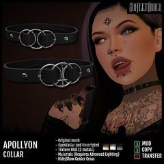 Six Feet Under - Apollyon Collar