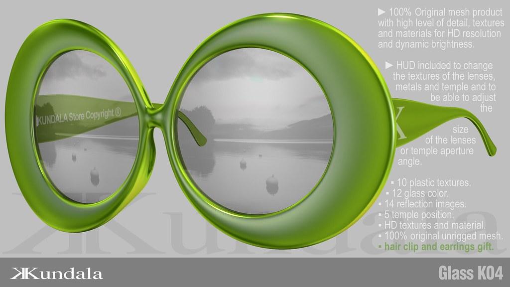 KUNDALA Glass K04