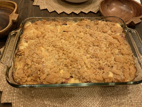 Potato and Ham Casserole | by Wesley Fryer