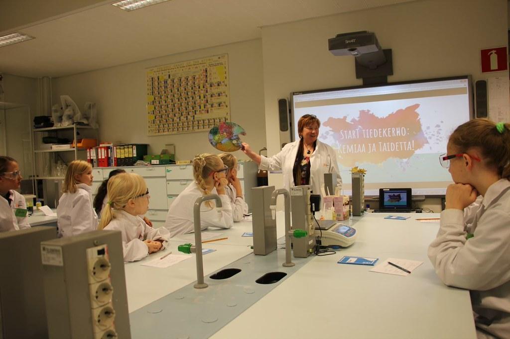 Kemian opettajankoulutusyksikkö 20 vuotta