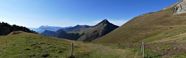 10.19.20.Panorama depuis le Col de la Basse  (France)